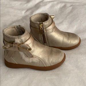 Ugg Toddler Metallic Libbie Boot